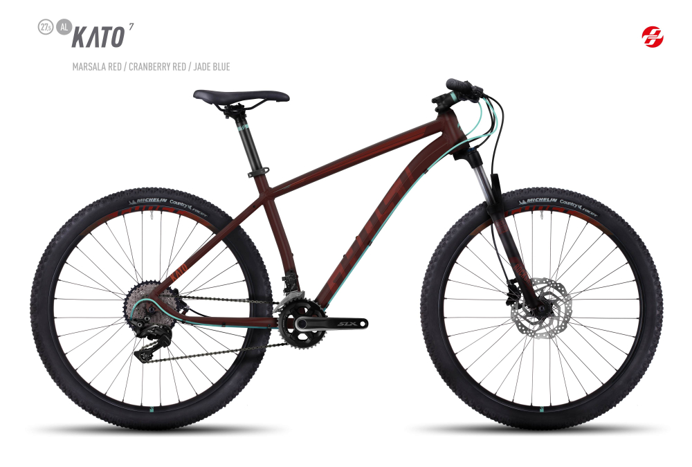GHOST KATO 7 AL 27,5 U MA-RED/CB-RED/JA-BLU M - Bikedreams & Dustbikes